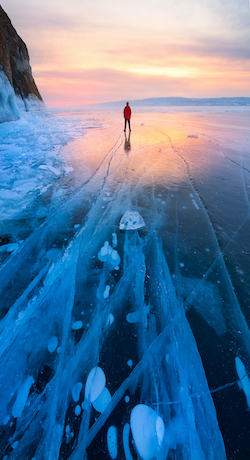Зимний тур на Байкал «Магия льда Байкала» 4 дня/3 ночи